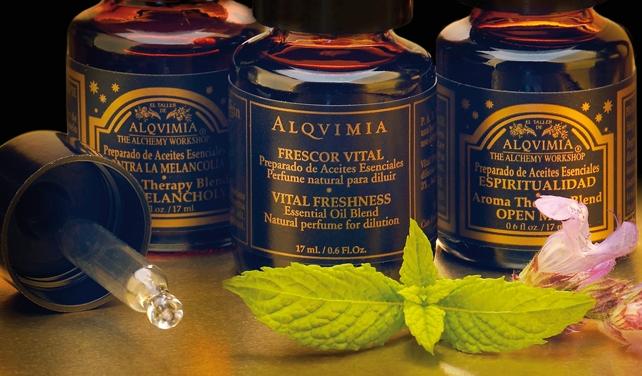 Aromaterapeutické směsi