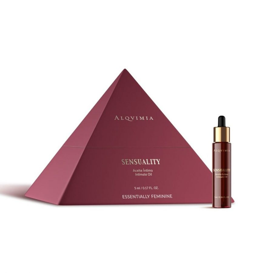 Sensuality Intimate Oil