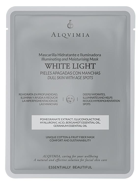 White Light Mask ROZJASŇUJÍCÍ A HYDRATAČNÍ MASKA